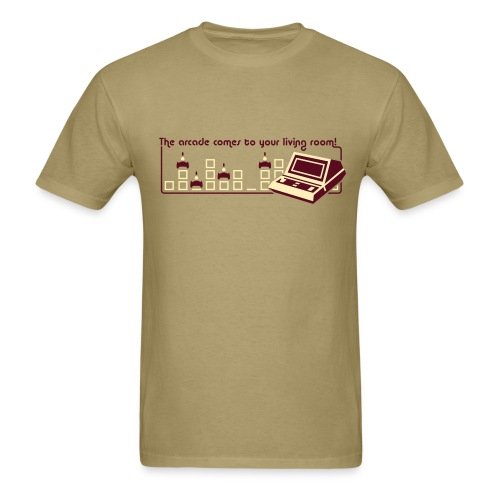 Retro Console Tee - Men's T-Shirt
