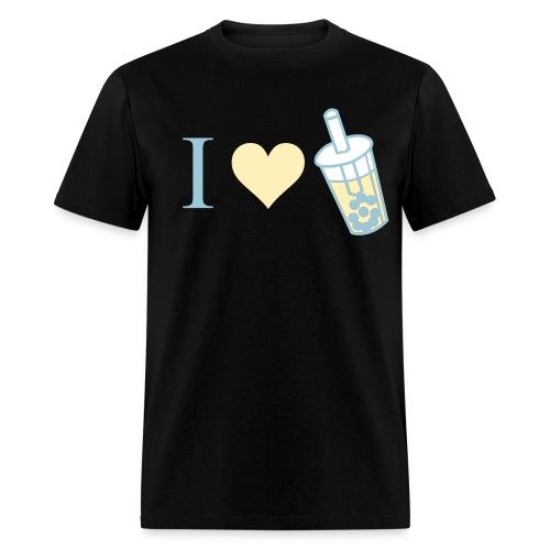 I Love Bubble Tea - Men's T-Shirt