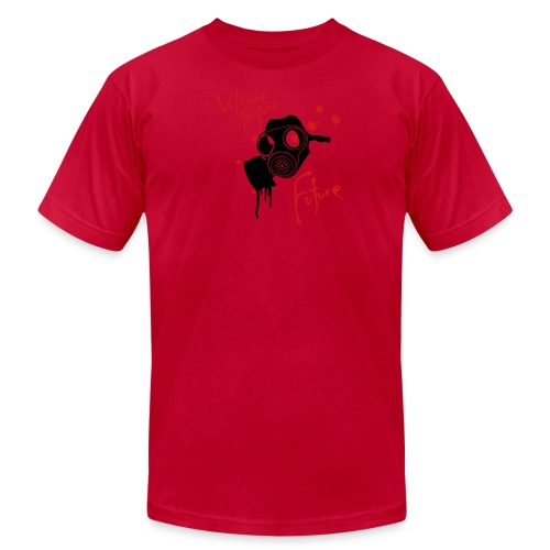 Bukowski Future Mens - Men's Fine Jersey T-Shirt