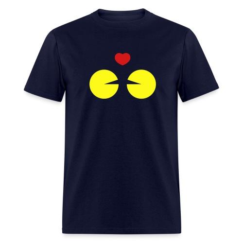 Men's Gay Pacman - Men's T-Shirt