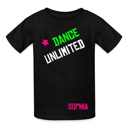 Dance Unlimited - Kids' T-Shirt