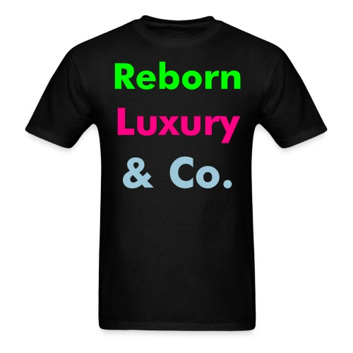 Reborn Luxury & Company - Men's T-Shirt