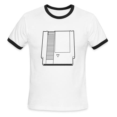 Milford Slim 3 - Men's Ringer T-Shirt