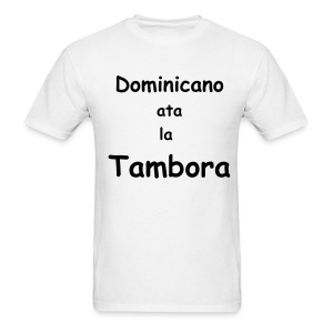 ata la tambora - Men's T-Shirt