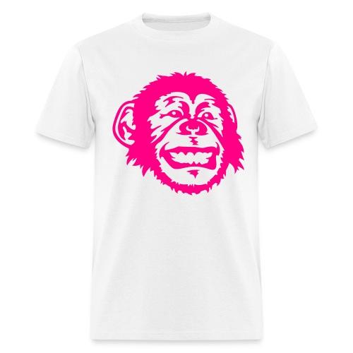 Pink monkey - Men's T-Shirt