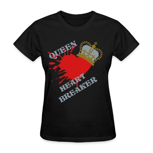 Queen of Hearts - Women's T-Shirt