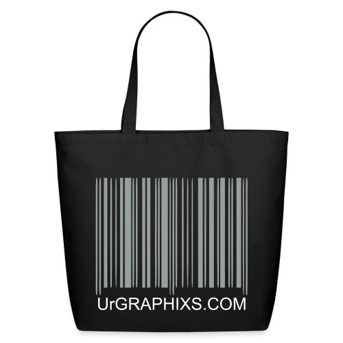 CODE GRAPHIXS TOTE - Eco-Friendly Cotton Tote