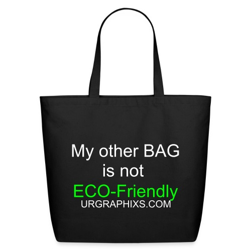ECO-FRIENDLY TOTE - Eco-Friendly Cotton Tote