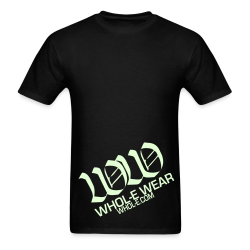 WHOL-E WEAR  (GlowInTheDark) - Men's T-Shirt