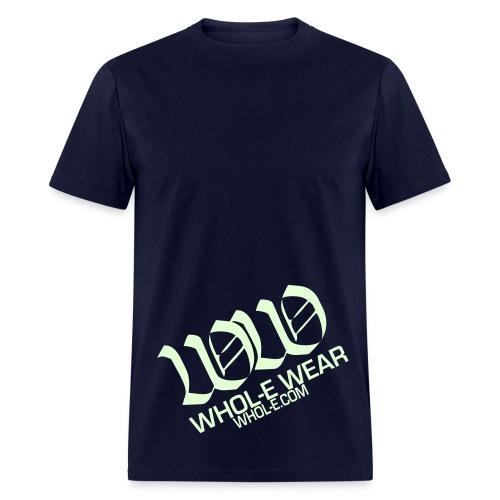WHOL-E WEAR  (GlowInTheDark) - Men's T-Shirt