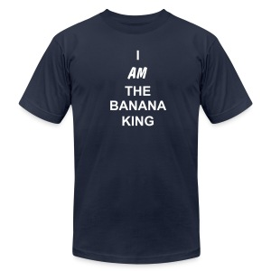 Banana King - Men's Fine Jersey T-Shirt