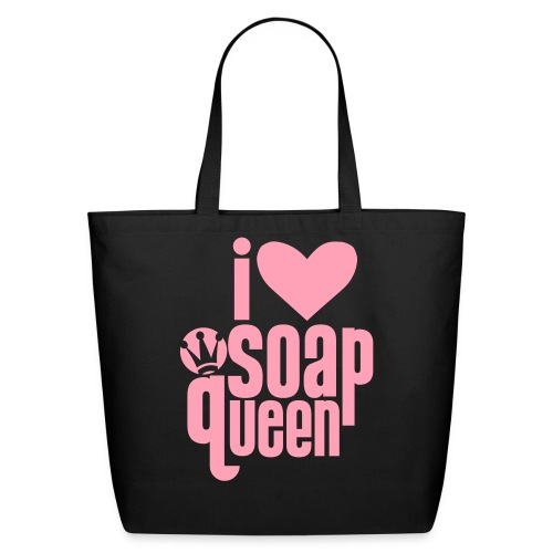 The Official Soap Queen Tote - Eco-Friendly Cotton Tote