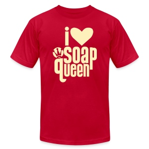 Soap Queen T-shirt - Men's Fine Jersey T-Shirt
