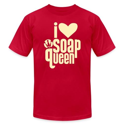Soap Queen T-shirt - Men's  Jersey T-Shirt