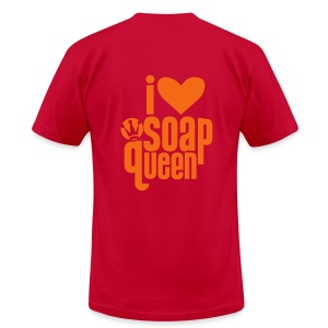 The Soap Queen T-shirt - Men's Fine Jersey T-Shirt