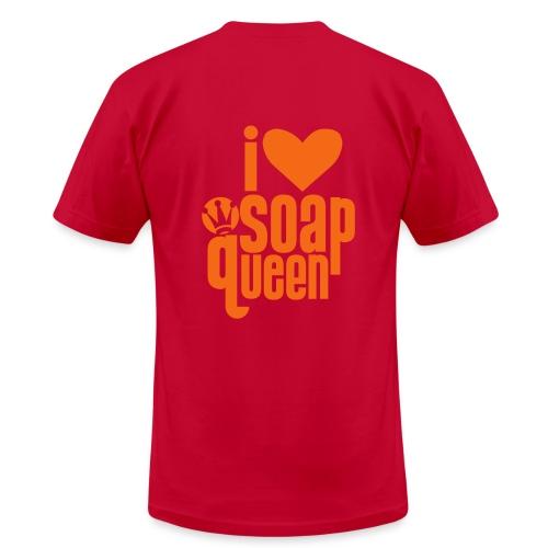 The Soap Queen T-shirt - Men's Fine Jersey T-Shirt