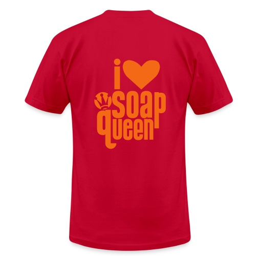 The Soap Queen T-shirt - Men's T-Shirt by American Apparel