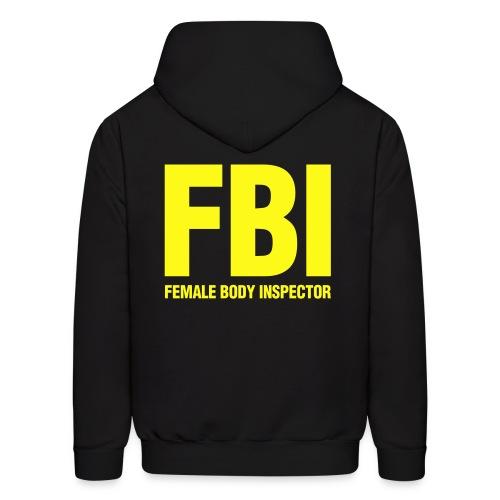 fbi hoodie - Men's Hoodie