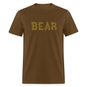 BEAR Regular Tee - Men's T-Shirt