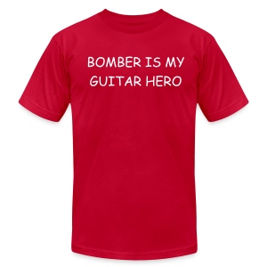 Guitar Hero - Men's Fine Jersey T-Shirt
