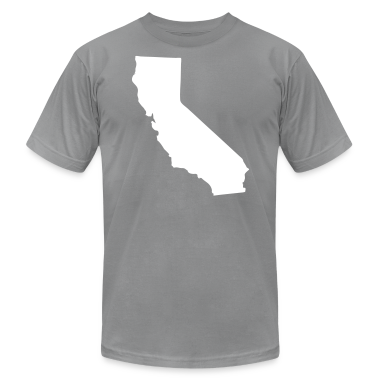 Slate State of California solid Men