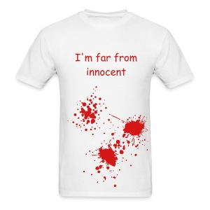 Far From Innocent - Men's T-Shirt