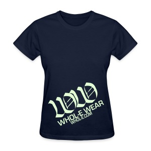 WHOL-E WEAR  (GlowInTheDark) - Women's T-Shirt