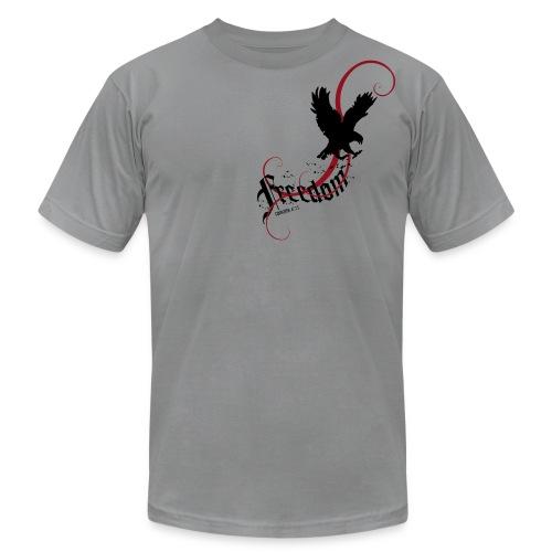 Freedom - Men's Fine Jersey T-Shirt