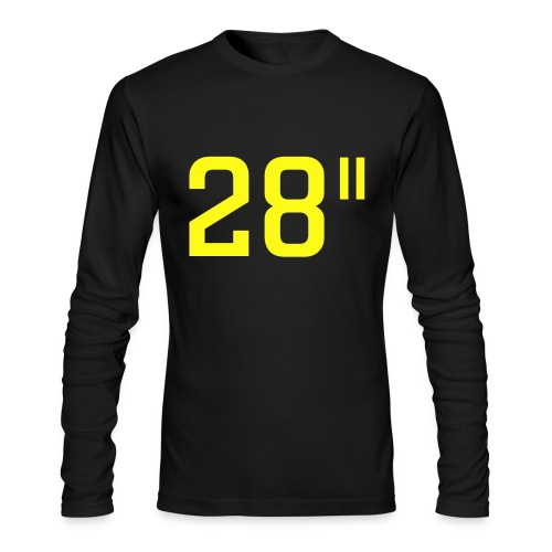 28 Tee - Men's Long Sleeve T-Shirt by Next Level