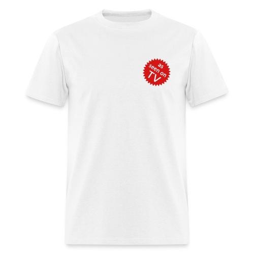 As Seen - Men's T-Shirt