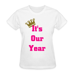 bow down to 2009 - Women's T-Shirt