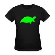 T-Shirts ~ Women's T-Shirt ~ Turtle Turtle