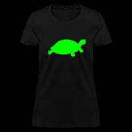 Women's T-Shirts ~ Women's T-Shirt ~ Turtle Turtle