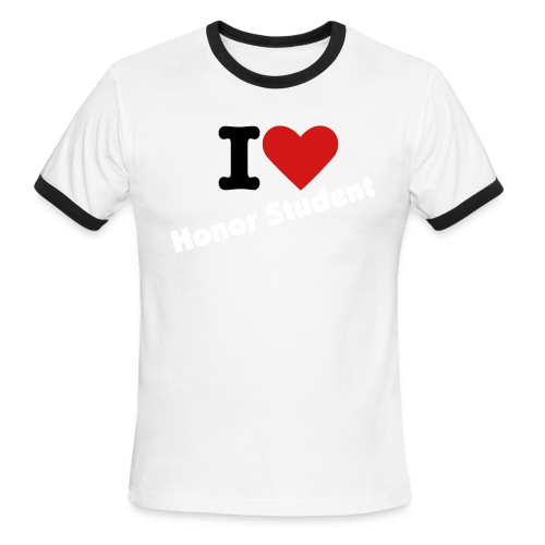 H.S. Lovin' - Men's Ringer T-Shirt