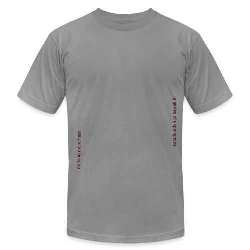 Experiences - Men's  Jersey T-Shirt