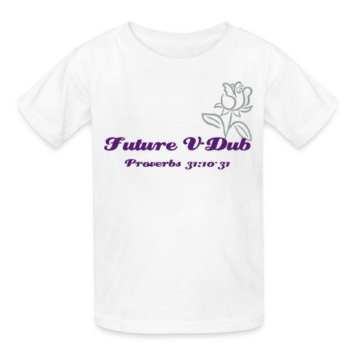 Future Virtue - Kids' T-Shirt