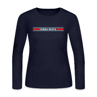 Long Sleeve Shirts ~ Women's Long Sleeve Jersey T-Shirt ~ Long-sleeve tee for the girls