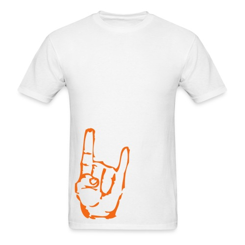 Pride: Orange - Men's T-Shirt