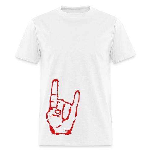 Pride: Red - Men's T-Shirt