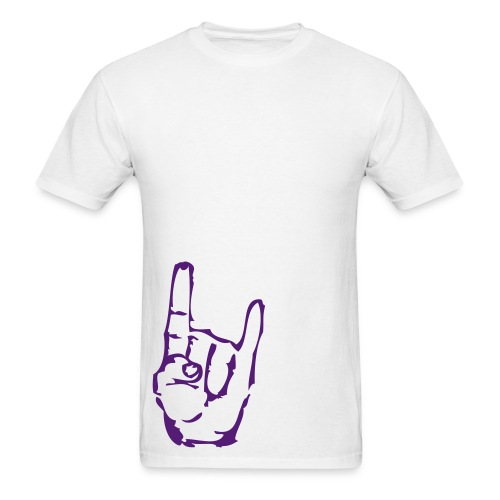 Pride: Purple - Men's T-Shirt