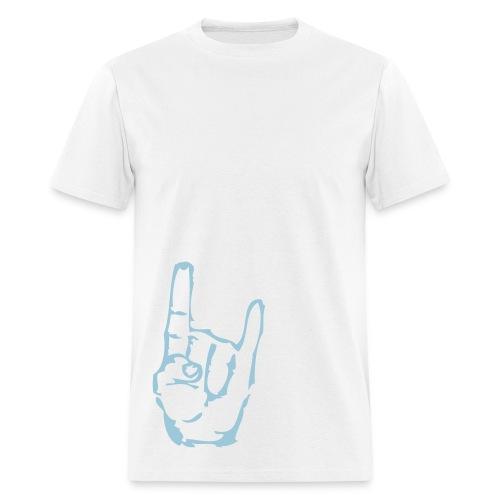 Pride: Blue - Men's T-Shirt
