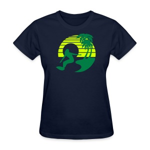 Surfer Girl - Women's Lightweight T-Shirt - Women's T-Shirt