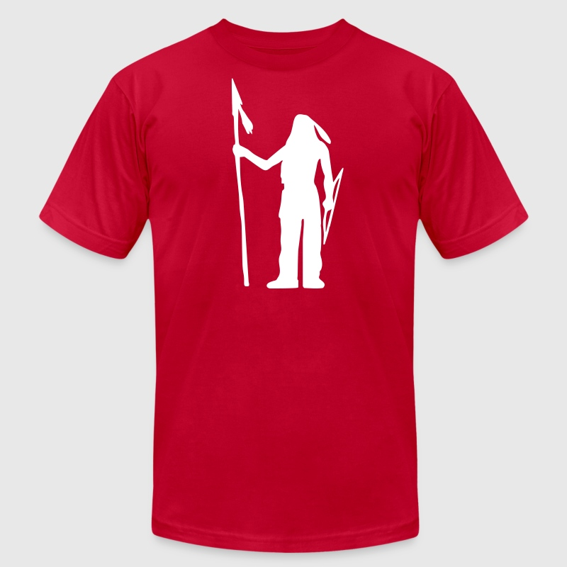 Native American Indian Silhouette T Shirt Spreadshirt