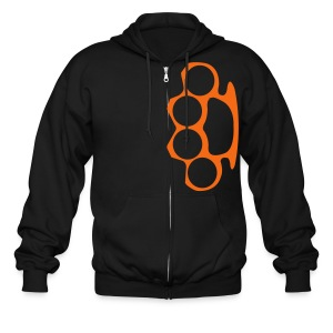 Stay out of the pit - Men's Zip Hoodie