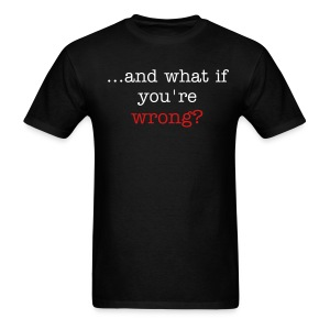 what if - Men's T-Shirt