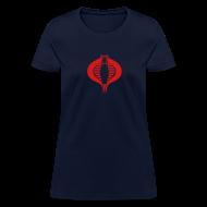 T-Shirts ~ Women's T-Shirt ~ COBRA Women T-Shirt Costume
