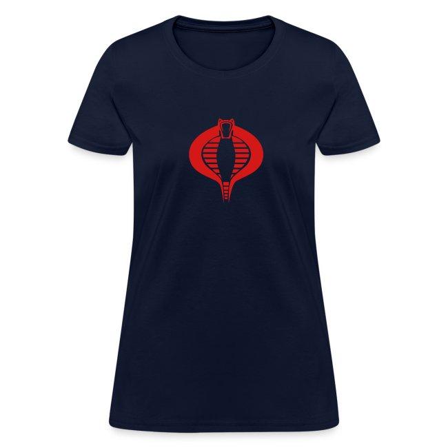 COBRA Women T-Shirt Costume