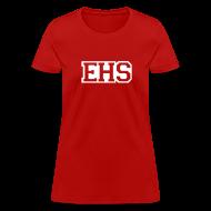 T-Shirts ~ Women's T-Shirt ~ EHS HIGH MUSICAL COSTUMES Ladies T-Shirt