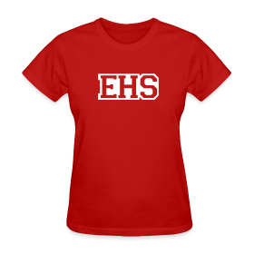 EHS HIGH MUSICAL COSTUMES Ladies T-Shirt ~ 0