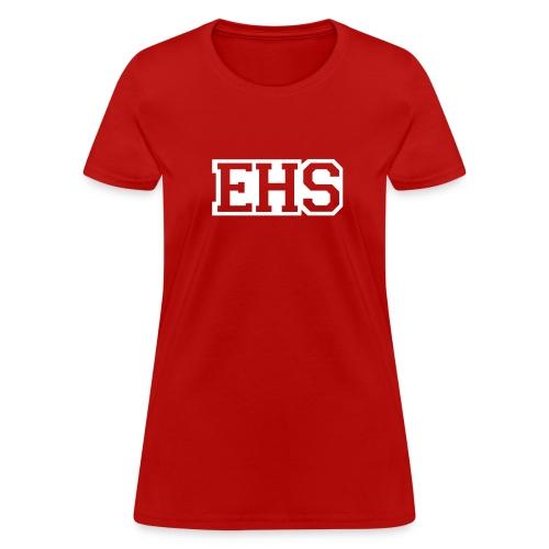 EHS HIGH MUSICAL COSTUMES Ladies T-Shirt - Women's T-Shirt